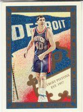 Buy 2008-09 Topps T51 Murad #153 - Bill Laimbeer - Pistons