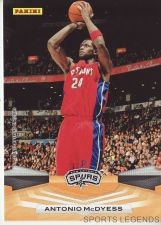 Buy 2009-10 Panini #199 Antonio McDyess