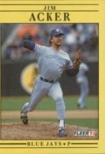 Buy 1991 Fleer #167 Jim Acker