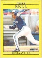 Buy 1991 Fleer #168 Derek Bell