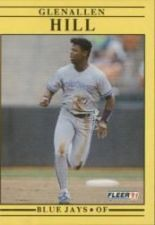 Buy 1991 Fleer #177 Glenallen Hill