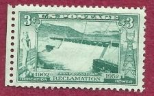 Buy US 3 Cent 1952 Stamp Irrigation Reclamation Power Scott 1009