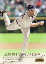 Buy 2015 Stadium Club Gold #211 - Justin Verander - Tigers