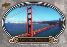 Buy 2009 UD A Piece Of History #174 - Golden Gate Bridge Completed