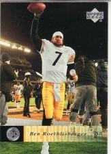 Buy 2006 Upper Deck #151 - Ben Roethlisberger - Steelers