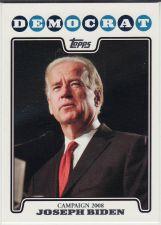 Buy 2008 Topps Campaign 2008 #C08-JB - Joe Biden