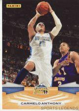 Buy 2009-10 Panini #202 Carmelo Anthony