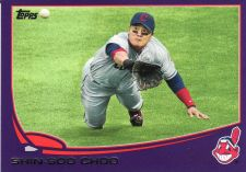 Buy 2013 Topps Toys R Us Purple #17 - Shin-Soo Choo - Indians