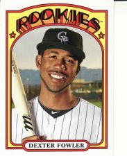 Buy 2013 Topps Archives #25 - Dexter Fowler - Rockies