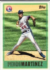 Buy 2010 Topps Cards Your Mom Threw Out #46 - Pedro Martinez - Expos