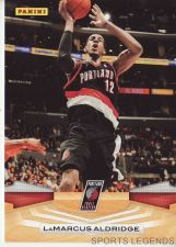 Buy 2009-10 Panini #222 Lamarcus Aldridge