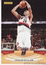 Buy 2009-10 Panini #226 Travis Outlaw