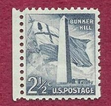Buy US 2 1/2 Cent 1954-61 Stamp Bunker Hill MNH Scott #1034