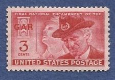Buy US 3 Cent 1949 Stamp Final National Encampment of the GAR MNH Scott #985