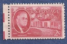 Buy US 2 Cent 1945 Stamp Little White House Warm Springs GA Franklin Roosevelt MNH Scott