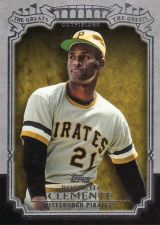 Buy 2013 Topps The Greats #TG-1 - Roberto Clemente - Pirates