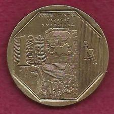 Buy PERU 1 NEUVO SOL 2013 TEMPLE KOTOSH COMMEMORATIVE COIN
