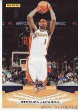 Buy 2009-10 Panini #257 Stephen Jackson