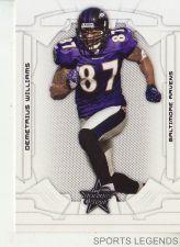 Buy 2008 Leaf Rookies & Stars #9 Demetrius Williams