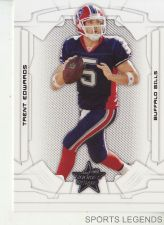 Buy 2008 Leaf Rookies & Stars #10 Trent Edwards
