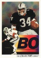 Buy 1991 Upper Deck #93 - Bo Jackson - Raiders