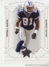 Buy 2008 Leaf Rookies & Stars #27 Terrell Owens