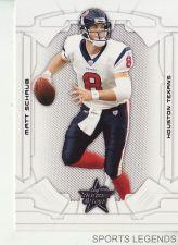 Buy 2008 Leaf Rookies & Stars #37 Matt Schaub