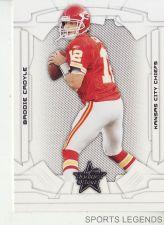 Buy 2008 Leaf Rookies & Stars #48 Brodie Croyle