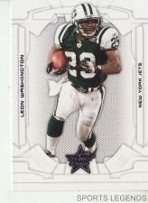 Buy 2008 Leaf Rookies & Stars #67 Leon Washington