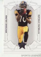 Buy 2008 Leaf Rookies & Stars #77 Santonio Holmes