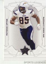 Buy 2008 Leaf Rookies & Stars #81 Antonio Gates