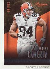 Buy 2014 Prestige #42 Jordan Cameron