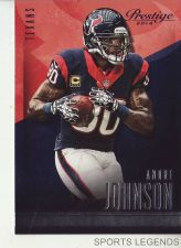 Buy 2014 Prestige #52 Andre Johnson