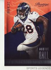 Buy 2014 Prestige #82 Montee Ball
