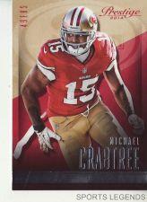 Buy 2014 Prestige #189 Michael Crabtree