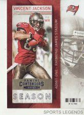 Buy 2013 Contenders #22 Vincent Jackson