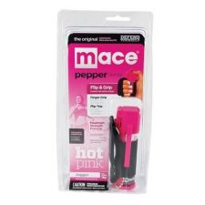 Buy Mace® Pepper Spray Jogger PINK Running Safety Keychain Personal Protection