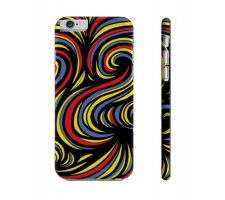 Buy Bornemann Yellow Red Blue Iphone 6 Phone Case
