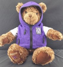 "Buy 28"" Stuffed Brown Teddy Plush Toy Gund Wish Bear Joy 2000-2001 Limited Edition"