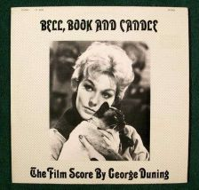 Buy BELL, BOOK AND CANDLE ~ 1976 Soundtrack Recording LP Kim Novak