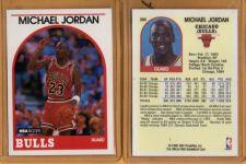 Buy RARE MICHAEL JORDAN CHICAGO BULLS 1989 NBA HOOPS #200 NICE
