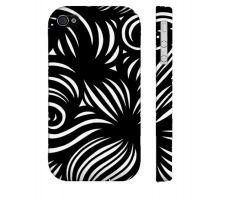 Buy Corning Black White Iphone 4/4S Phone Case