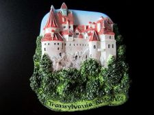 Buy FRIDGE MAGNET 3D SCULPTURE MEMORIAL TRANSYLVANIA ROMANIA SOUVENIR COLLECTIBLE