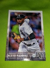 Buy MLB ALEXEI RAMIREZ WHITE SOX SUPERSTAR 2015 TOPPS #65 GEM MNT