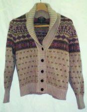 Buy EUC women's, Sz. XL, multi-color, long sleeve, knit, cardigan sweater