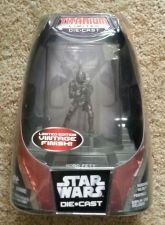 Buy RARE STAR WARS TITANIUM SERIES DIE CAST BUBBA FETT 3.7in W/DISPLAY CASE