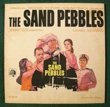 Buy THE SAND PEBBLES ~ 1966 Original Motion Picture Soundtrack LP Steve McQueen