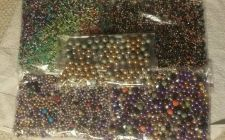 Buy USA MEGA LOT OVER 16500 ITEMS, beads, charms, bracelets