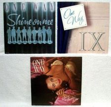 Buy ONE WAY ~ Lot of ( 3 ) R&B / Soul / Funk LPs