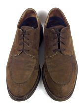 Buy Ralph Lauren Shoes 9 Mens Brown Leather Oxfords